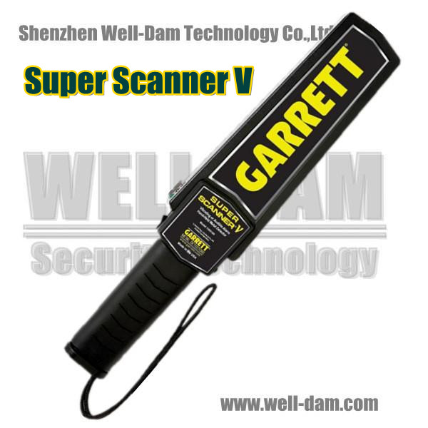 Garrett Super Scanner V Hand-Held Metal Detector