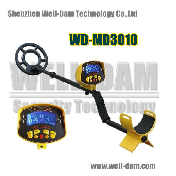MD3010Ⅱ Gold Metal Detector