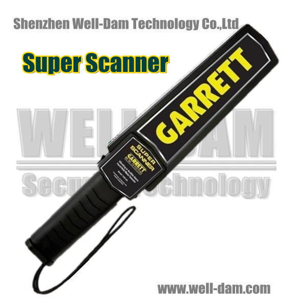 Garrett Super Scanner Hand-Held Metal Detector
