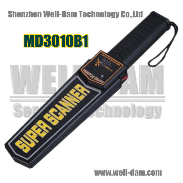 MD3003B1 Hand-held Metal Detector